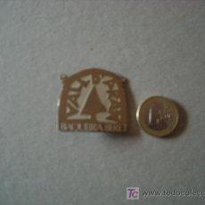 Pins de colección: PIN - INSIGNIA VALL D ´ARAN BAQUEIRA BERET. Lote 27389335