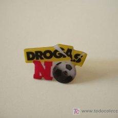 Pins de colección: PIN DROGAS NO. Lote 8872821