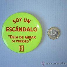 Pins de colección: CHAPA DE JB. Lote 9817914