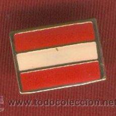 Pins de colección: LOTE 22 BANDERITAS TIPO PIN DE AUSTRIA. Lote 21350868