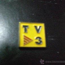 Pins de colección: PIN TV3 TELEVISIÓN DE CATALUNYA. . Lote 17568949