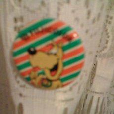 Pins de colección: CHAPA-PIN DE SCRAPPY-DOO. 3 CM. DIÁMETRO.. Lote 12560750