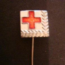 Pins de colección: PIN DE ALFILER METALICO DE LA CRUZ ROJA BANDERITA. Lote 14114078