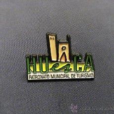 Pins de colección: PIN TURISMO HUESCA. Lote 16476092