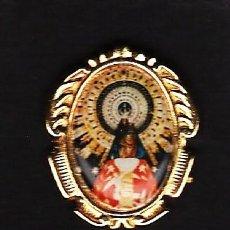 Pins de colección: PIN.- VIRGEN DEL PILAR .- METAL LACADO. Lote 16852958