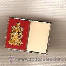 Pins de colección: LOTE DE 39 BANDERITA S TIPO PIN CASTILLA-LA MANCHA ESMALTADAS. Lote 30356314
