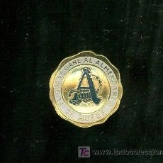 Pins de colección: CUBA. PIN ESMALTADO DEPORTIVO CLUB ALMENDARES. LEYENDA EL QUE LE GANE AL ALMENDARES SE MUERE.. Lote 18566928