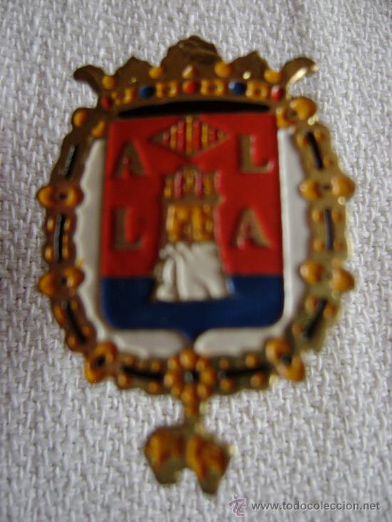 ESCUDO DE ALICANTE.PIN004 (Coleccionismo - Pins)