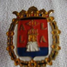 Pins de colección: ESCUDO DE ALICANTE.PIN004. Lote 24549665