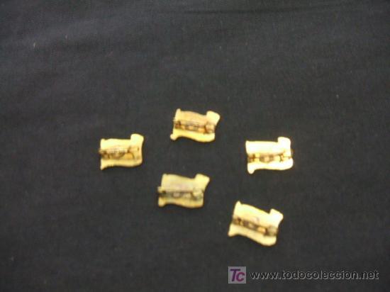 Pins de colección: LOTE 5 PINS - - Foto 2 - 19593548