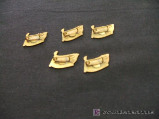 Pins de colección: LOTE 5 PINS - - Foto 2 - 19593786