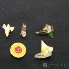 Pins de colección: LOTE 5 PINS - . Lote 19724154
