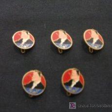 Pins de colección: LOTE 5 PINS - . Lote 19724166