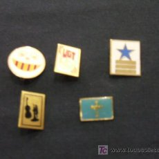 Pins de colección: LOTE 5 PINS - . Lote 19724218