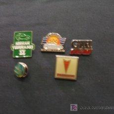 Pins de colección: LOTE 5 PINS - . Lote 19724542