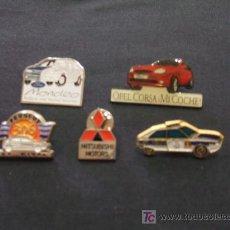 Pins de colección: LOTE 5 PINS - . Lote 19724563