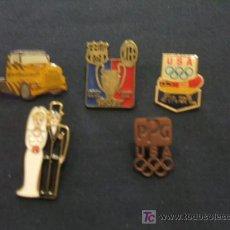 Pins de colección: LOTE 5 PINS - . Lote 19724612