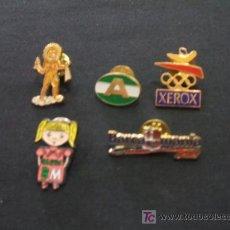 Pins de colección: LOTE 5 PINS - . Lote 19724619