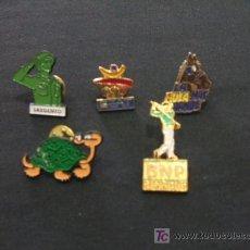Pins de colección: LOTE 5 PINS - . Lote 19724627