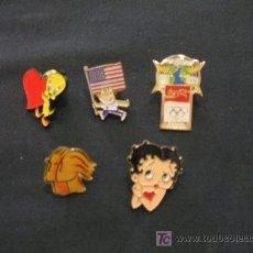 Pins de colección: LOTE 5 PINS - . Lote 19787280