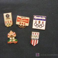 Pins de colección: LOTE 5 PINS - . Lote 19787294