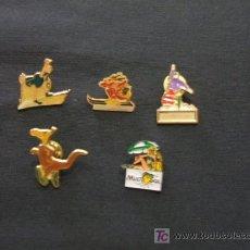 Pins de colección: LOTE 5 PINS - . Lote 19787305