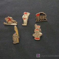 Pins de colección: LOTE 5 PINS - . Lote 19787405