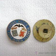 Pins de colección: INSIGNIA CASA REGIONAL MURCIA ALBACETE EN VALENCIA.PIN055. Lote 23769157