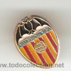 Pins de colección: PIN VALENCIA C.F.. Lote 21027715