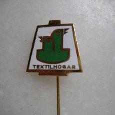 Pins de colección: PIN FERIA MUESTRAS DE VALENCIA.TEXTIL HOGAR.PIN074. Lote 21848872