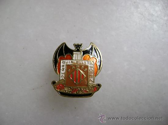 PEÑA QUINIELISTA POLIT.PIN092 (Coleccionismo - Pins)