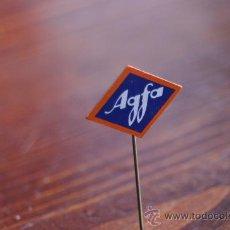 Pins de colección: PINS AGFA Y OTROS. Lote 26039503