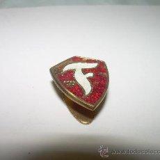 Pins de colección: ANTIGUA INSIGNIA.....FIRESTONE.......ESMALTADA.. Lote 26627931