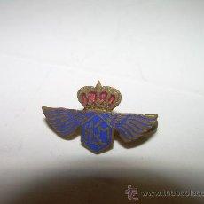 Pins de colección: ANTIGUA INSIGNIA ESMALTADA.........K.L.M.. Lote 27142170