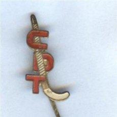 Pins de colección: CLUB DEPORTIU TERRASSA - HOCKEY - PIN ANTIGUO (1970 APROX). Lote 25307337