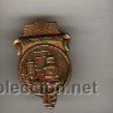 Pins de colección: INTERESANTE PIN DE LA FABRICA DE BEBIBAS CARBONICAS LA PERFECCION S.A. - GASEOSA. Lote 27698225