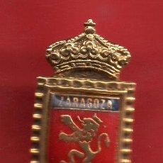 Pins de colección: UN PIN DE MODERNO DE ZARAGOZA. Lote 28979014