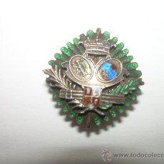 Pins de colección: ANTIGUA INSIGNIA...ESMALTADA Y PLATA CON CONTRASTE.. Lote 30441385