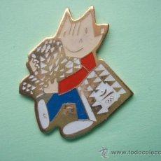 Pins de colección: COBI CORTE INGLES DE LAS OLIMPIADAS DE BARCELONA 92. Lote 39770948
