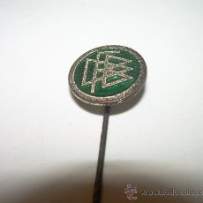 Pins de colección: ANTIGUA INSIGNIA ESMALTADA.....D.F.B.. Lote 30874483