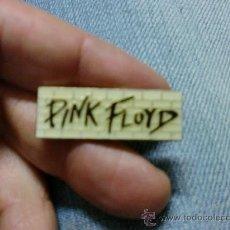 Pins de colección: PIN CANTANTE , MUSICA, PINK FLOYD. Lote 31221145