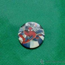 Pins de colección: PIN TIPO CHAPA DE IMPERDIBLE SPIDERMAN. Lote 31222857