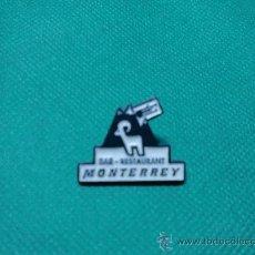 Pins de colección: PIN BAR RESTAURANT MONTERREY. Lote 31227936