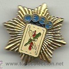 Pins de colección: (P-139)PIN DE ORIGINAL DE EPOCA CEAM 3 DE BASTOS. Lote 31942572