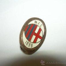Pins de colección: ANTIGUA INSIGNIA......M.F.C.....1899. Lote 31960155