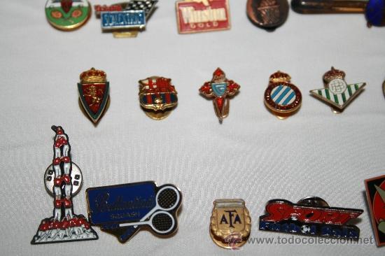 Pins de colección: PIN072 IMPRESIONANTE COLECCIÓN DE PINS DE LOS AÑOS 40 A 70 - PRINCIPALMENTE DE DEPORTES - Foto 2 - 32174137