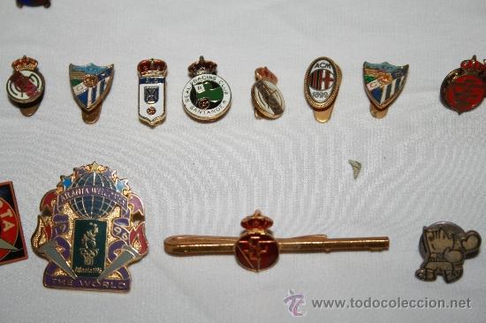 Pins de colección: PIN072 IMPRESIONANTE COLECCIÓN DE PINS DE LOS AÑOS 40 A 70 - PRINCIPALMENTE DE DEPORTES - Foto 3 - 32174137