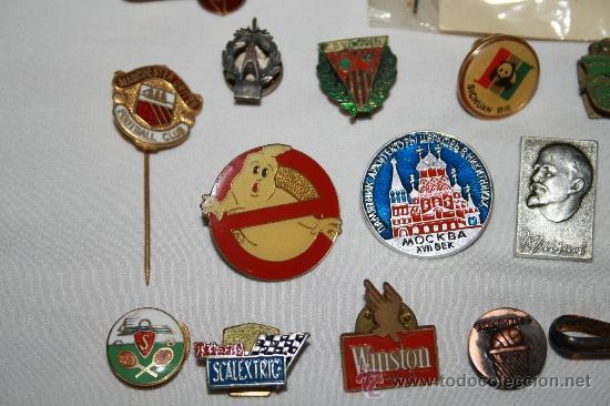 Pins de colección: PIN072 IMPRESIONANTE COLECCIÓN DE PINS DE LOS AÑOS 40 A 70 - PRINCIPALMENTE DE DEPORTES - Foto 5 - 32174137
