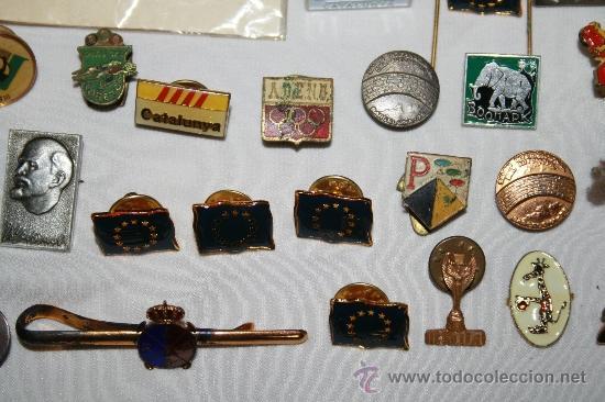 Pins de colección: PIN072 IMPRESIONANTE COLECCIÓN DE PINS DE LOS AÑOS 40 A 70 - PRINCIPALMENTE DE DEPORTES - Foto 6 - 32174137