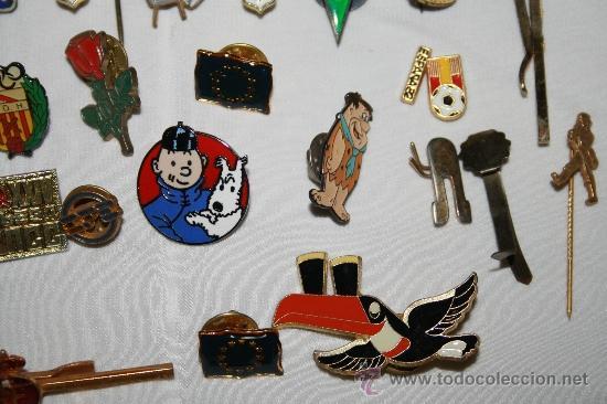 Pins de colección: PIN072 IMPRESIONANTE COLECCIÓN DE PINS DE LOS AÑOS 40 A 70 - PRINCIPALMENTE DE DEPORTES - Foto 8 - 32174137